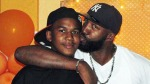 Young Trayvon Martin with Tracy Martin (Father) Image Source: Newsone