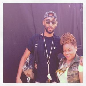 Ryan Hall (YouTube sensation host of StereoTypes) from iamOTHER Crew/(Pharrell/ Issa Rae)