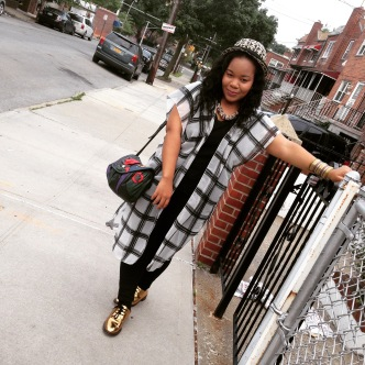 Me in The Bronx, New York